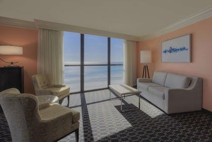 Living Area | Hilton Sandestin Beach Golf Resort & Spa