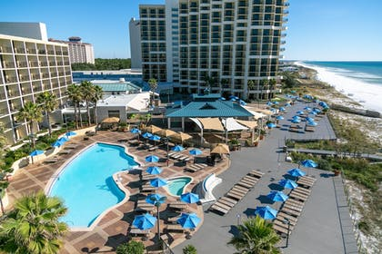 Terrace/Patio | Hilton Sandestin Beach Golf Resort & Spa