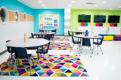 Childrens Area | Hilton Sandestin Beach Golf Resort & Spa