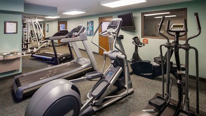 Fitness Facility | SureStay Plus Hotel by Best Western Black River Falls