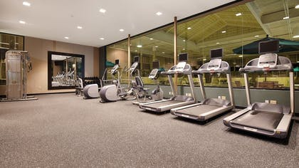 Fitness Facility | Best Western Plus Kingston Hotel And Conference Center