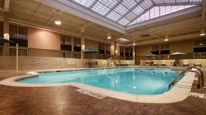 Indoor Pool | Best Western Plus Kingston Hotel And Conference Center