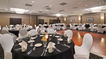 Ballroom | Best Western Plus Kingston Hotel And Conference Center