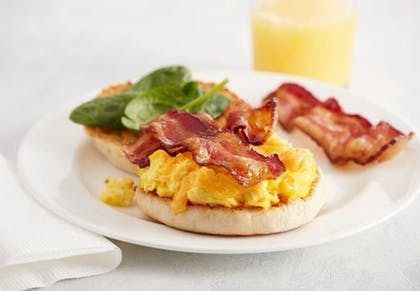 Breakfast buffet | Albany Airport Inn and Suites