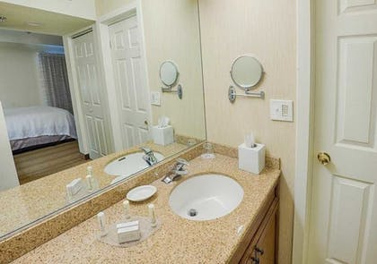 Bathroom | Albany Airport Inn and Suites