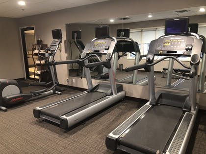 Fitness Facility | Albany Airport Inn and Suites