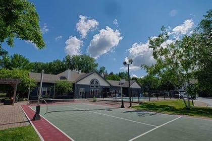 Courtyard | Albany Airport Inn and Suites
