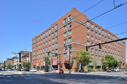 Exterior | Holiday Inn Express & Suites Buffalo Downtown - Medical CTR