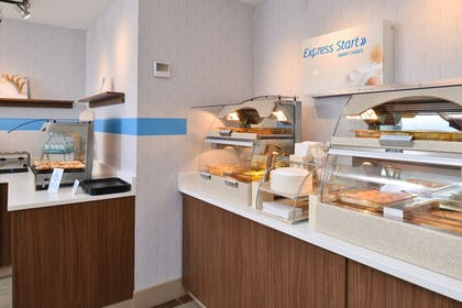 Restaurant | Holiday Inn Express & Suites Buffalo Downtown - Medical CTR