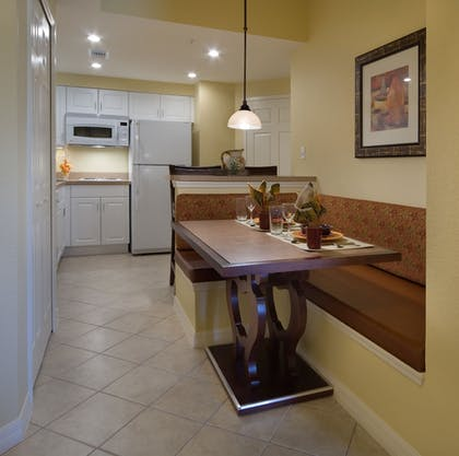 In-Room Kitchenette | Holiday Inn Club Vacations at Orange Lake Resort