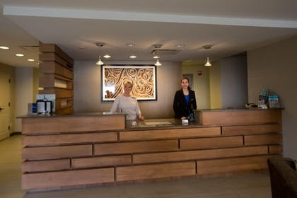 Check-in/Check-out Kiosk | Best Western Gregory Hotel
