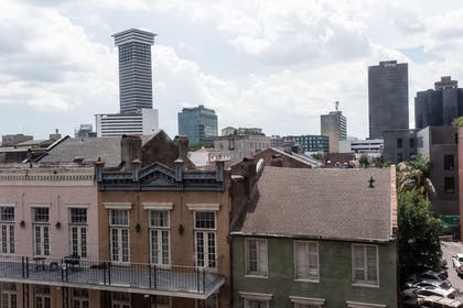 City View from Property | Lafayette Hotel