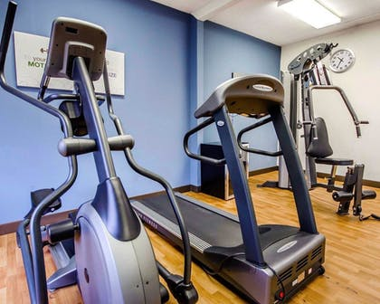 Fitness Facility | Comfort Suites Louisville