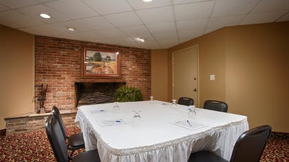 Meeting Facility | Best Western Plus Coach House