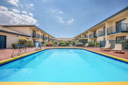 Pool | Baymont by Wyndham Tehachapi