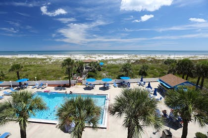 Beach/Ocean View | Guy Harvey Resort on St Augustine Beach