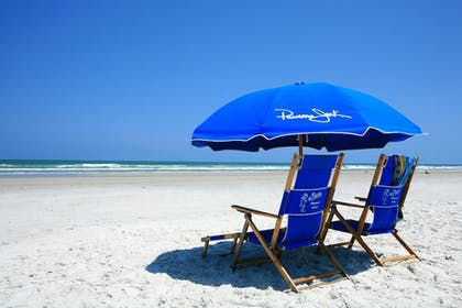 Beach | Guy Harvey Resort on St Augustine Beach