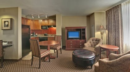 In-Room Kitchen | Arlington Court Suites, a Clarion Collection Hotel