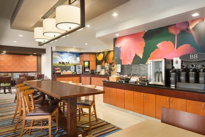 Breakfast Area | Fairfield Inn & Suites Omaha East/Council Bluffs, IA