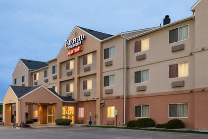 Exterior | Fairfield Inn & Suites Omaha East/Council Bluffs, IA