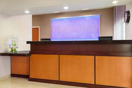 Reception | Fairfield Inn & Suites Omaha East/Council Bluffs, IA