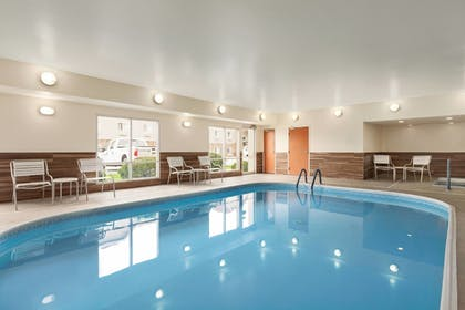 Sports Facility | Fairfield Inn & Suites Omaha East/Council Bluffs, IA