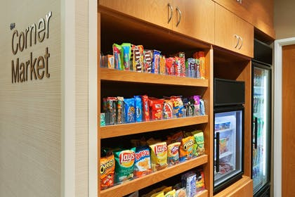 Snack Bar | Fairfield Inn & Suites Omaha East/Council Bluffs, IA