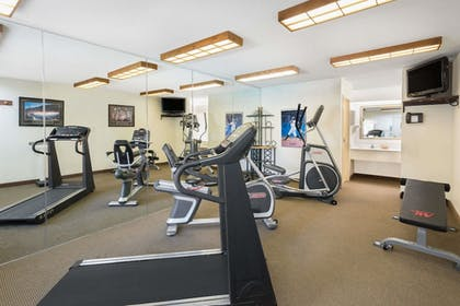 Fitness Facility | Baymont by Wyndham Griffin