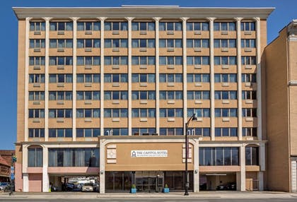 Exterior | The Capitol Hotel, an Ascend Hotel Collection Member