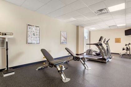 Fitness Facility | The Capitol Hotel, an Ascend Hotel Collection Member