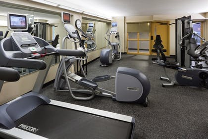 Fitness Facility | Best Western Plus Bloomington Hotel