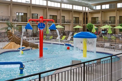Childrens Pool | Best Western Plus Bloomington Hotel