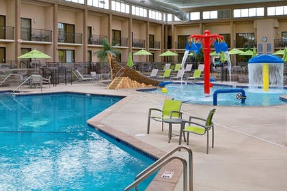 Indoor Pool | Best Western Plus Bloomington Hotel