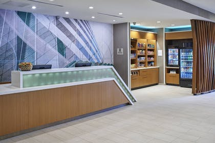 Hotel Interior | SpringHill Suites by Marriott East Lansing University Area