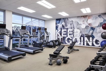 Sports Facility | SpringHill Suites by Marriott East Lansing University Area