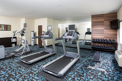 Sports Facility | Fairfield Inn & Suites Quincy