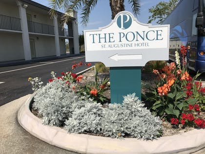 Hotel Entrance | The Ponce St. Augustine Hotel