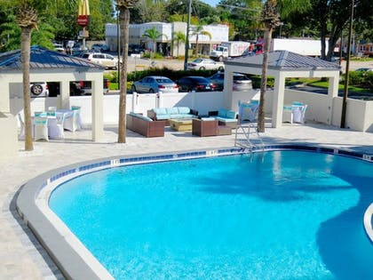 Outdoor Pool | The Ponce St. Augustine Hotel