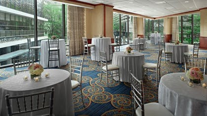 Meeting Facility | Omni Charlotte Hotel