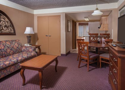 | Suite, 1 Bedroom, Non Smoking (2 Full bed & 1 Sofa bed) | Royale Parc Suites Kissimmee