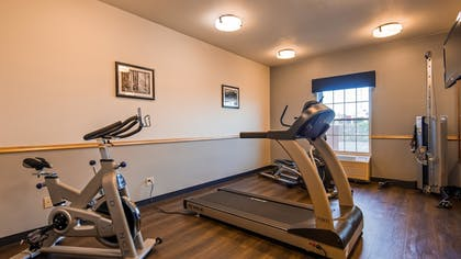 Fitness Facility | Best Western Woodburn