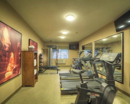 Gym | Best Western Plus At Lake Powell