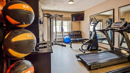Fitness Facility | Best Western Plus At Lake Powell