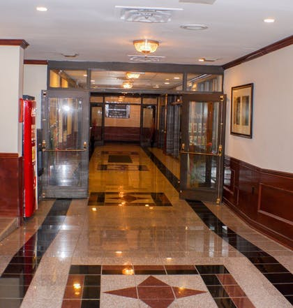 Interior Entrance | Ramada by Wyndham Albert Lea
