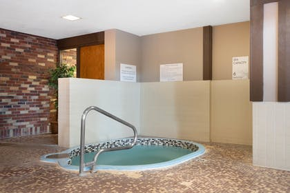 Indoor Spa Tub | Ramada by Wyndham Albert Lea