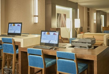 Business Center | The Westin Las Vegas Hotel & Spa