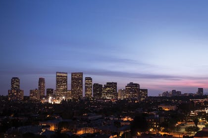 City View | Beverly Wilshire, Beverly Hills