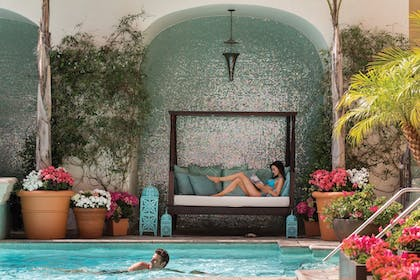 Pool | Beverly Wilshire, Beverly Hills