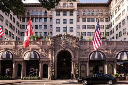 Exterior | Beverly Wilshire, Beverly Hills