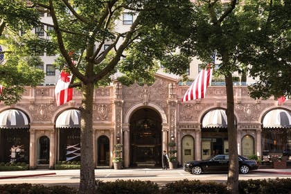 Street View | Beverly Wilshire, Beverly Hills